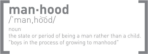 Nathan Patrick's 10 Laws of Manhood