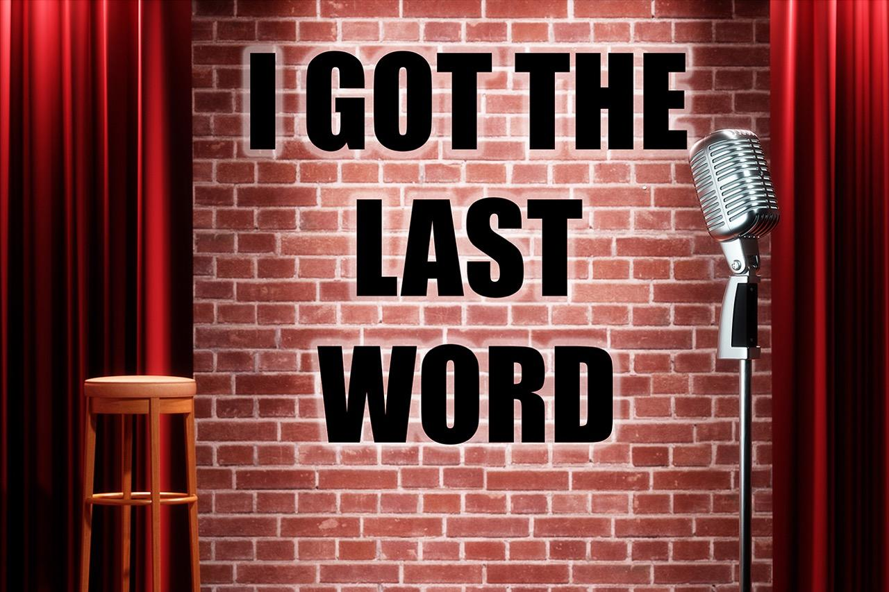 "Registration - I Got The Last Word Poetry Contest ""Round 2""[product type] - Aroma Mocha Coffee, LLC of Avondale, Arizona"
