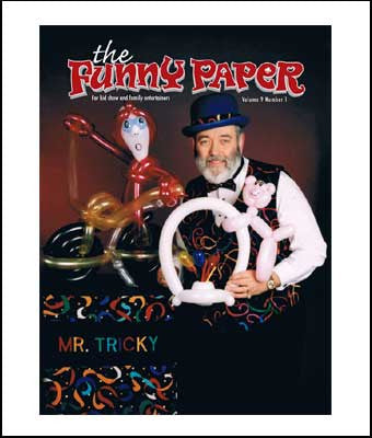 The Funny Paper - Vol. 9, No. 1