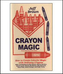 Crayon Magic Book