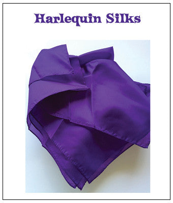 Large Green or Purple Silks