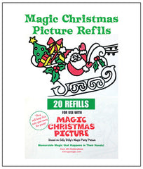 Magic Christmas Picture Refills