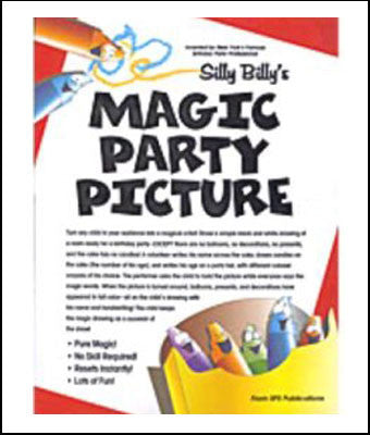 Magic Party Picture