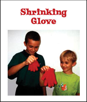 Shrinking Glove