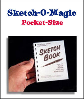 Sketch-O-Magic Pocket Size