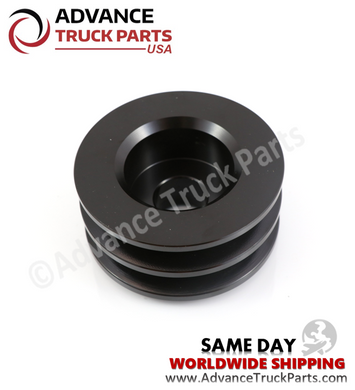ATP 724-2500 Pulley 84mm OD 2V Ford