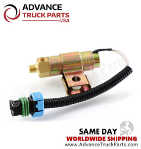 Advance Truck Parts Detroit 60 Series Fan Clutch Solenoid