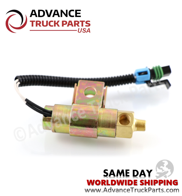 Advance Truck Parts Fan Clutch Solenoid 12V