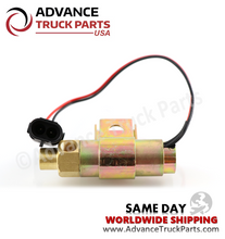Load image into Gallery viewer, Advance Truck Parts 1689785C91 Air Solenoid Valve with Diode for International Trucks-Horn