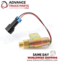 Load image into Gallery viewer, Advance Truck Parts Fan Clutch Solenoid Valve for Mack & Volvo 25154436