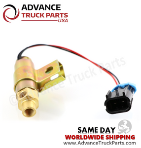 Advance Truck Parts Fan Clutch Solenoid Valve for Mack &  International  3551298C92