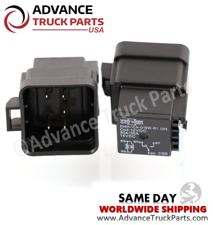 Advance Truck Parts 12077864 Blower Relay