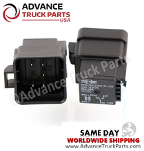 Load image into Gallery viewer, Advance Truck Parts Song Chuan Relay 898h 1ch d1sw r1