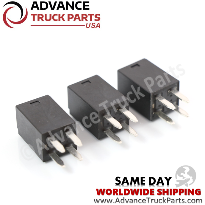 Advance Truck Parts Polaris Relay Kit | Main Relay and 3 X 4011283 (4 pin) relays.