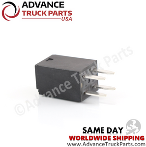Song Chuan 3031AHCR1U112VDC | Micro Relay | Advance Truck Parts