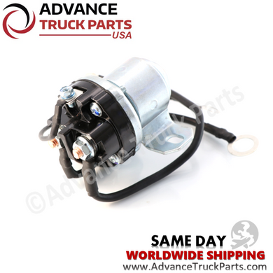 Advance Truck Parts 39MT Aux Solenoid / Relay Replacement