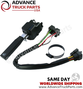 Advance Truck Parts Turn Signal Switch Kit replaces Grote 48532