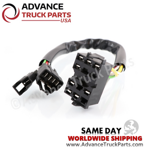 Advance Truck Parts Turn Signal Switch Harness Freightliner Navistar 3544933C92 42027410