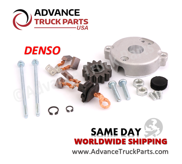 Advance Truck Parts Denso Starter Rebuilt / Repair Kit  228000-9902  428000-1840