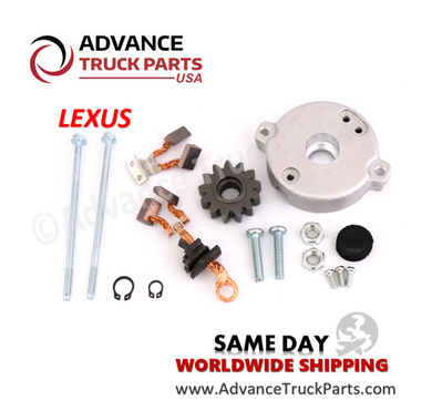 Advance Truck Parts Lexus Starter Rebuilt / Repair Kit  28100-0A010-C