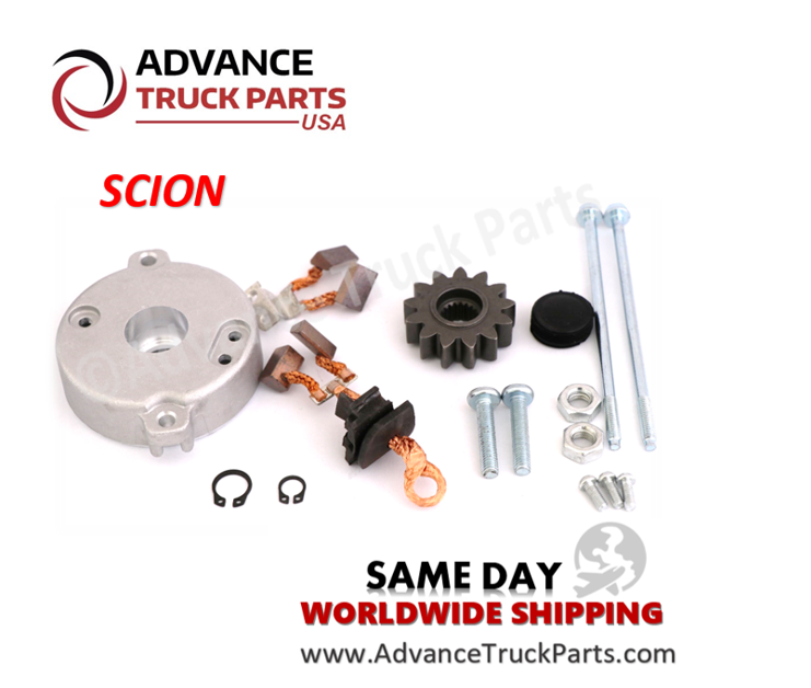 Advance Truck Parts Scion Starter Rebuilt / Repair Kit  28100-31102, 28100-36120