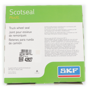 SKF 42627 Wheel Seal Scostseal Plus XL Made in USA (42623+)