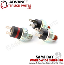 Load image into Gallery viewer, Advance Truck Parts Air Pressure Switch kit for Freightliner FSC 1749-2134 1749-1907