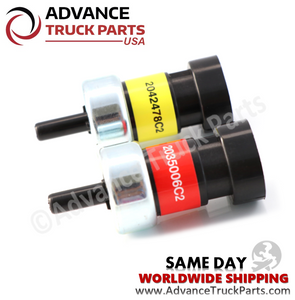 Advance Truck Parts Air 2035006C2 2042478C2 Brake Switch Set For Navistar-International