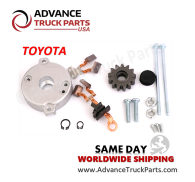 Advance Truck Parts Toyota Starter Rebuilt / Repair Kit 28100-0A010
