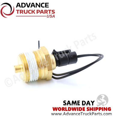 Advance Truck Parts 23514708 Detroit Coolant Temperature Sensor Series 60 with Pigtail