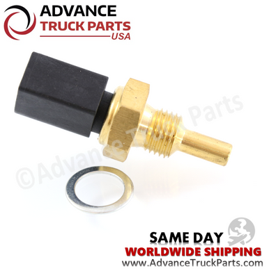 Advance Truck Parts A0041534228 Detroit Diesel Oil / Water Temperature Sensor