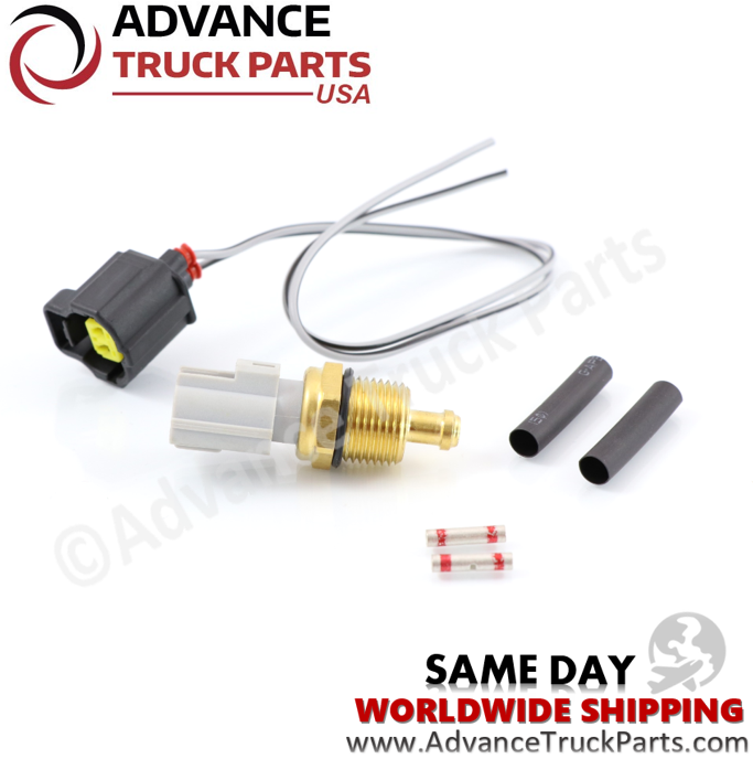 Advance Truck Parts 1889995C91 Oil Temperature Sensor-International
