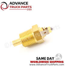 Load image into Gallery viewer, Advance Truck Parts 00049614 Kenworth Oil Temperature Sender Replacement Red