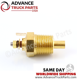 Advance Truck Parts K379-14 Kenworth Oil Temperature Sender Replacement Red