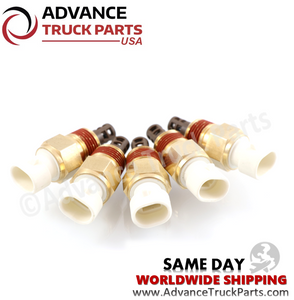 Advance Truck Parts 25036751 (5 pcs) GM Air Temperature Sensor with Pigtail Harness