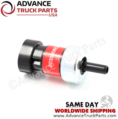 Advance Truck Parts 2035006C2 International Pressure Air Brake Switch Navistar
