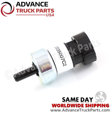 Advance Truck Parts 2035007C1 Parking Brake Light Switch