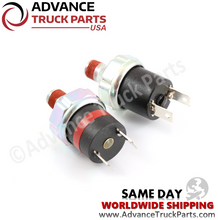 Load image into Gallery viewer, Advance Truck Parts Air Pressure Switch kit for Freightliner FSC 2749-2108 1749-1907