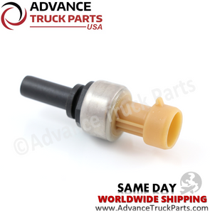 Advance Truck Parts Air Pressure Sensor, 150 PSI 22443498