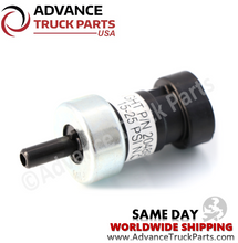 Load image into Gallery viewer, Advance Truck Parts 20489116 Volvo Truck Parking Brake Light Switch.