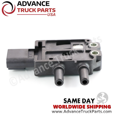 Advance Truck Parts  Cummins 2871960 Exhaust Gas Dpf Pressure Sensor