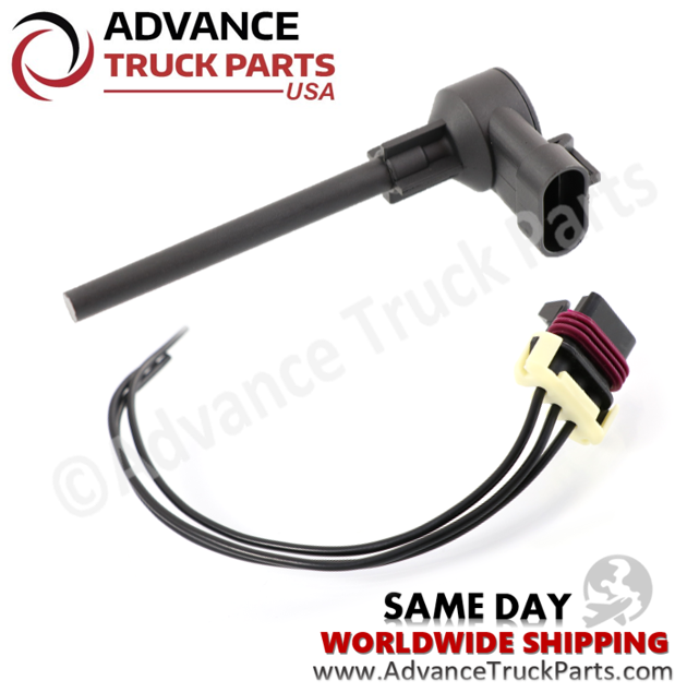 Advance Truck Parts N9267001 Coolant Level Sensor Paccar Kenworth Peterbilt with Pigtail