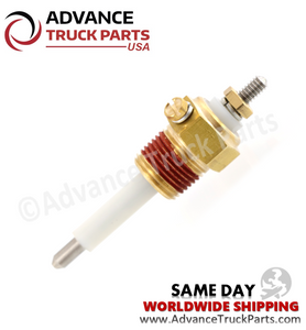 "Advance Truck Parts 23503509 Low Coolant Level Probe (3/8-18"" NPT) Detroit Diesel Engine"