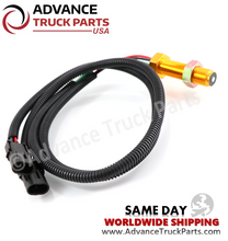 Load image into Gallery viewer, Advance Truck Parts 1658556C91 International Speed Sensor dual connectors