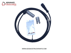 "Advance Truck Parts | Right Angle ABS Sensor Kit | 79"" Cable Length 