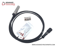 "Load image into Gallery viewer, Advance Truck Parts | Straight  ABS Sensor Kit | 67"" Cable Length 