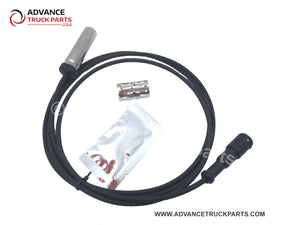 "Advance Truck Parts | Straight  ABS Sensor Kit | 67"" Cable Length 