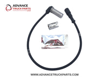 "Load image into Gallery viewer, Advance Truck Parts | Right Angle ABS Sensor Kit | 20"" Cable Length 