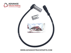 "Advance Truck Parts | Right Angle ABS Sensor Kit | 20"" Cable Length 
