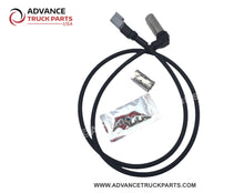 "Load image into Gallery viewer, Advance Truck Parts | Right Angle ABS Sensor Kit | 43"" Cable Length 